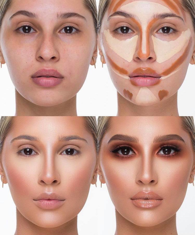 mind-blowing beauty transformations that show the massive power of makeup 5