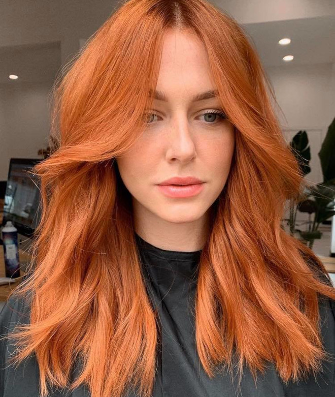 try these 2020 fall hair color trends before everyone else does 3