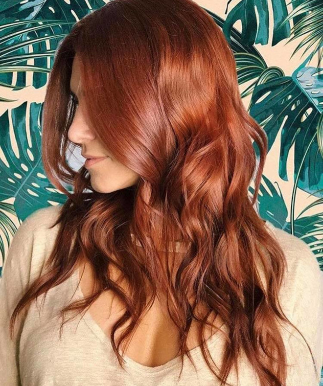 try these 2020 fall hair color trends before everyone else does 6