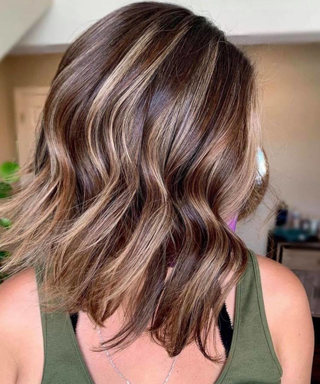 try these 2020 fall hair color trends before everyone else does 7