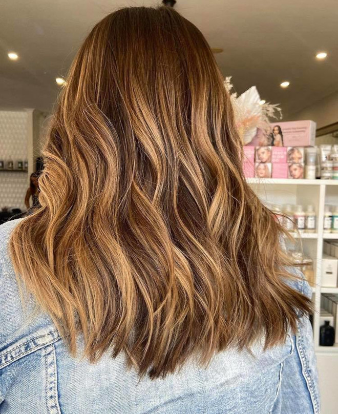 try these 2020 fall hair color trends before everyone else does 9