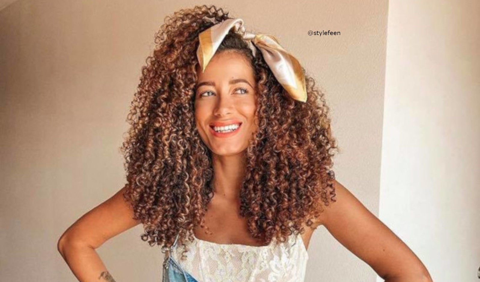 Curly Hairstyles For Fall