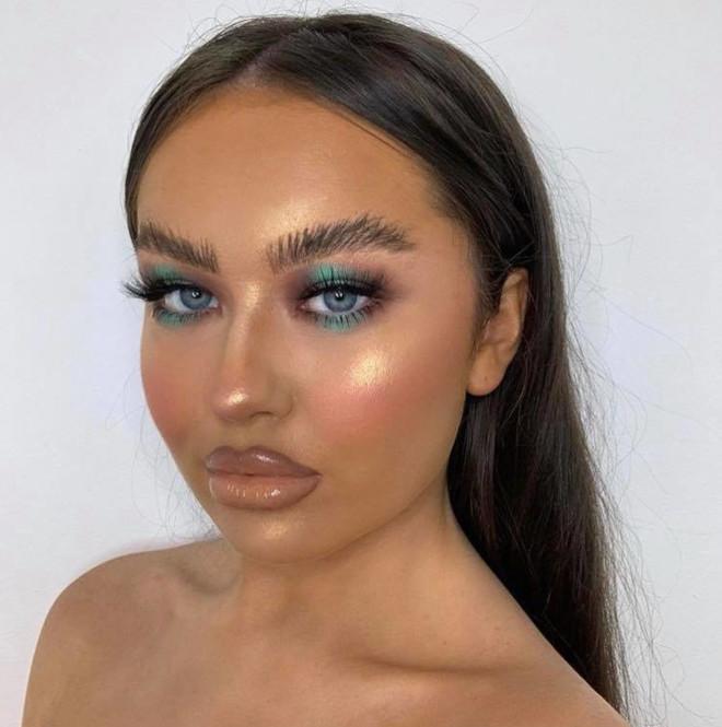 fall pastel makeup looks 5