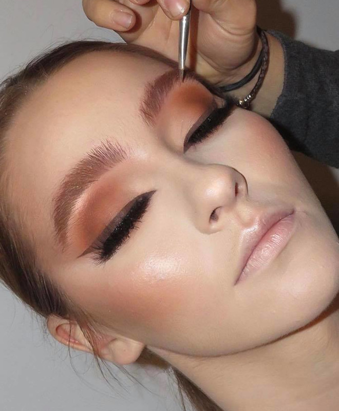 sexy eye makeup trends for fall 2