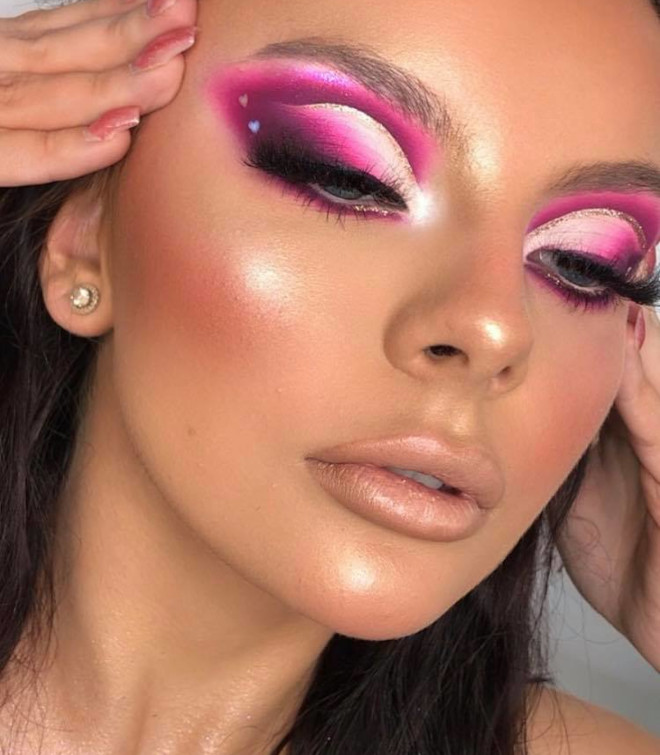 sexy eye makeup trends for fall 3