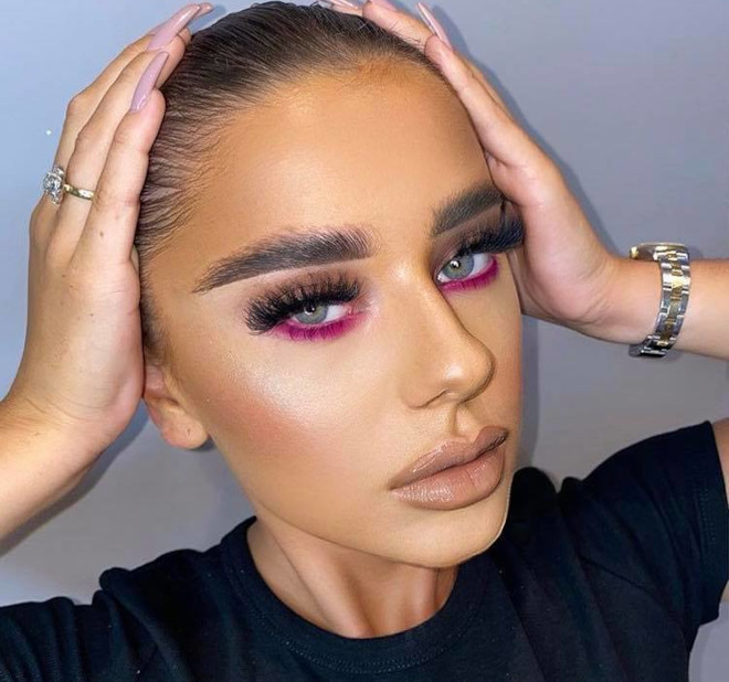 sexy eye makeup trends for fall 4