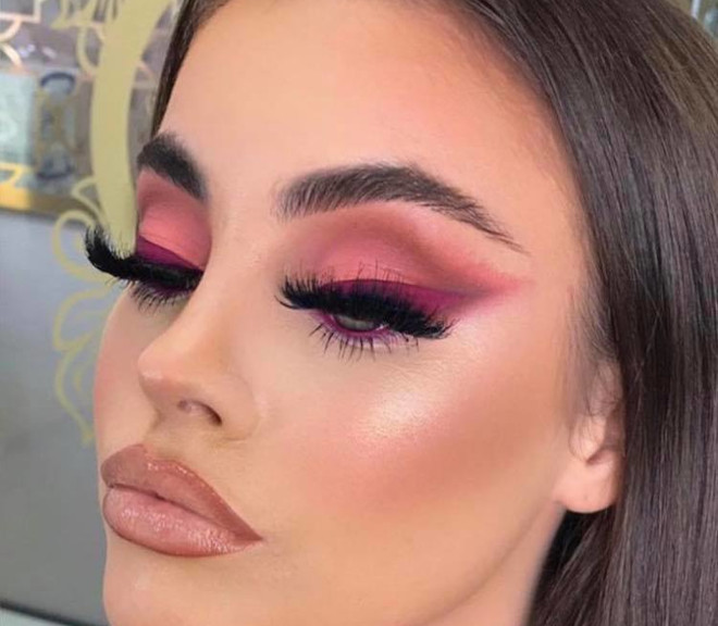 sexy eye makeup trends for fall 7