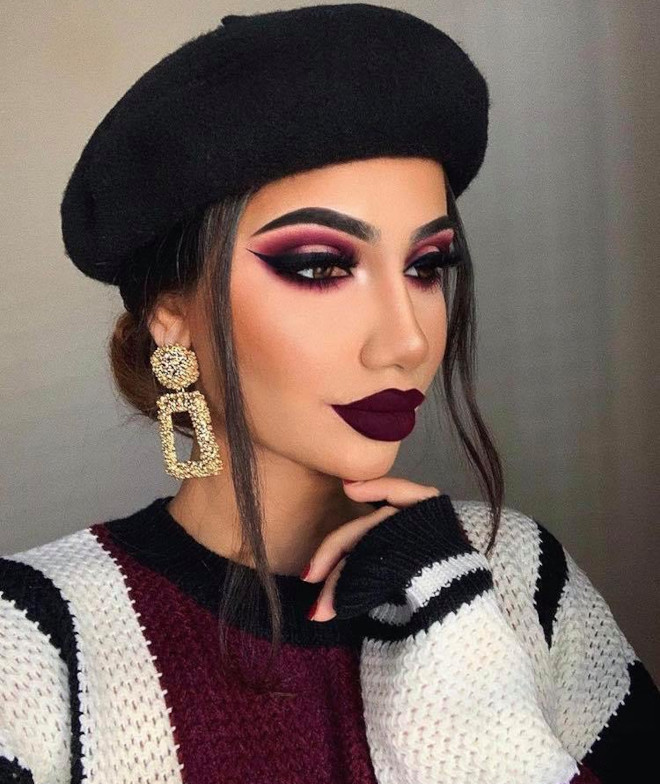 sexy fall makeup looks 2