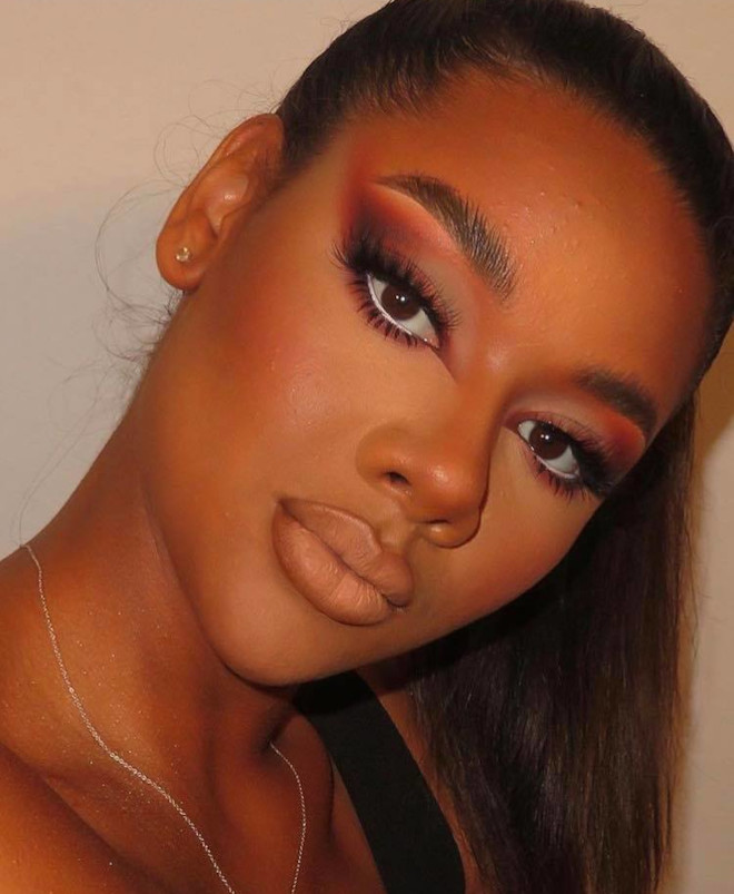 sexy fall makeup looks 5