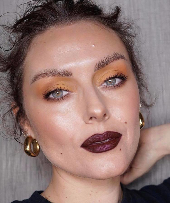 the best lipstick colors for fall to spice up your look 4