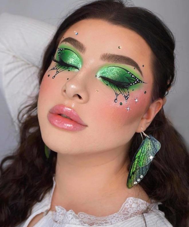 sexy halloween makeup ideas
