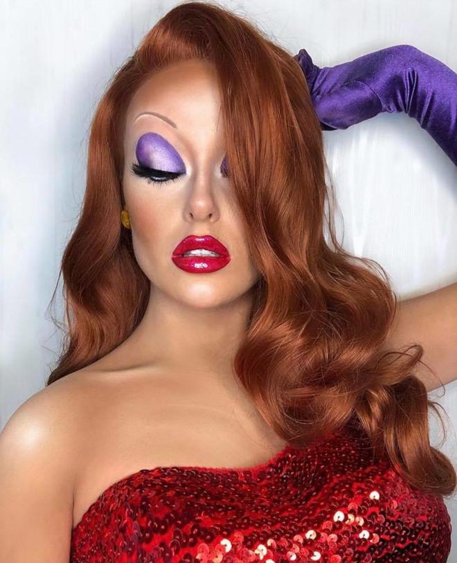 sexy halloween makeup ideas 5