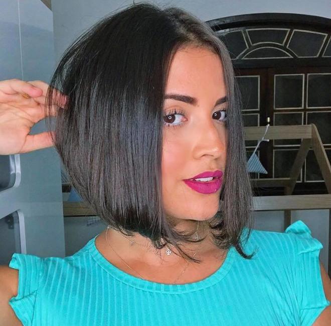 short haircuts that look feminine and elegant