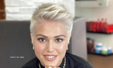 Short Haircuts That Look Feminine And Elegant