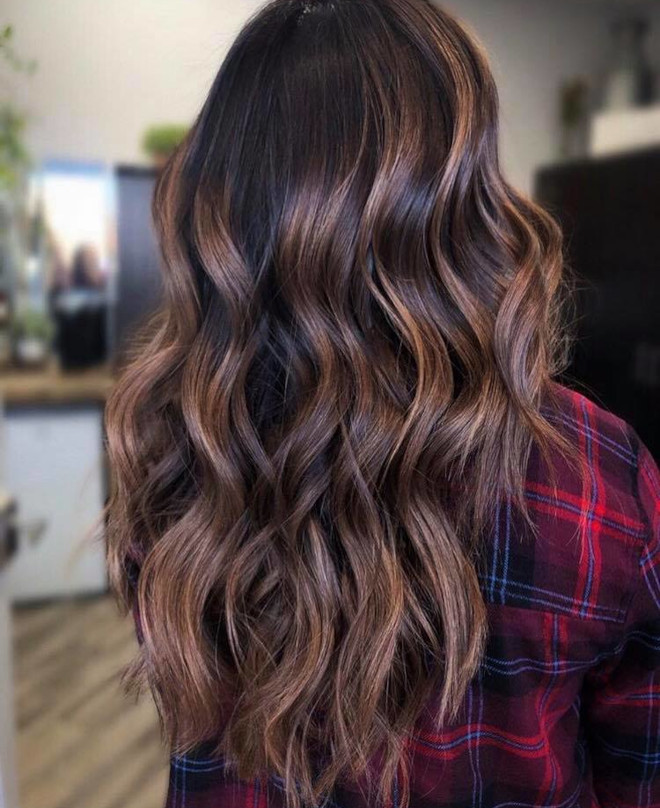 the best brown hair colors for fall 4