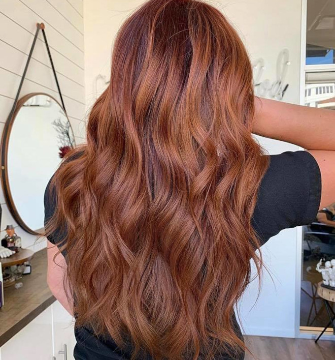 the best brown hair colors for fall 8