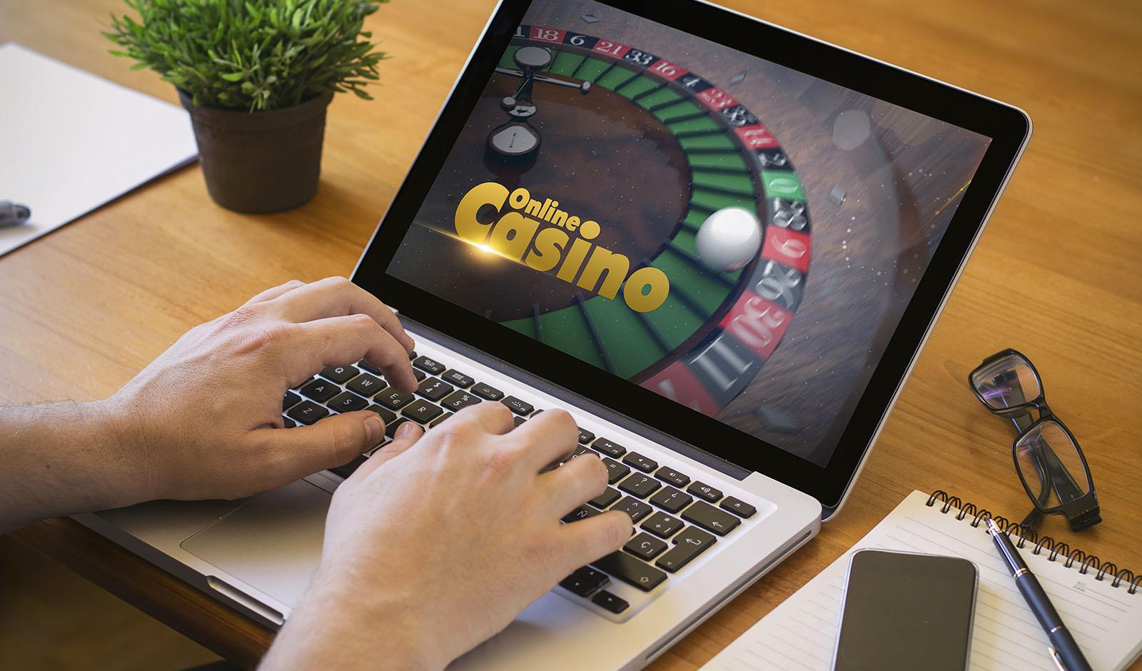 computer desktop online casino