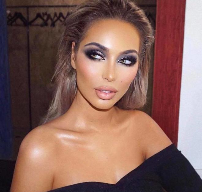 bombshell makeup looks