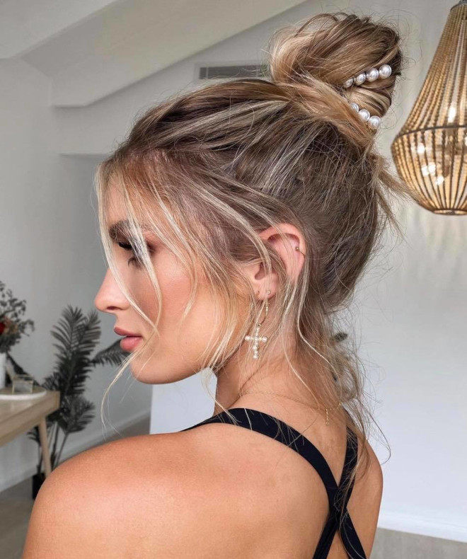 easy holiday hairstyles 7