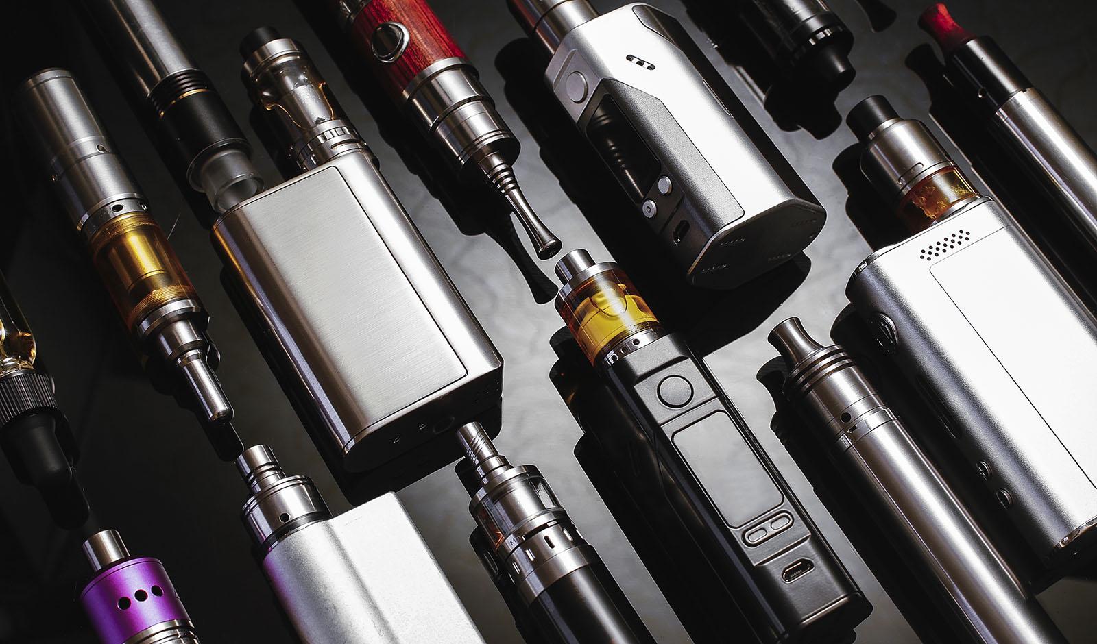 Popular vaping device mod.Upgrade parts for modern vaporizer e-c