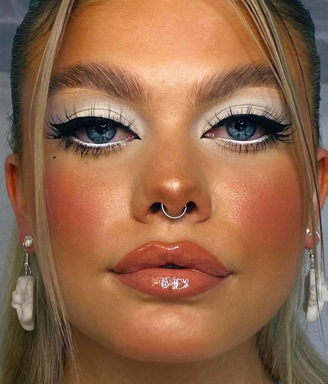 nice holiday makeup looks