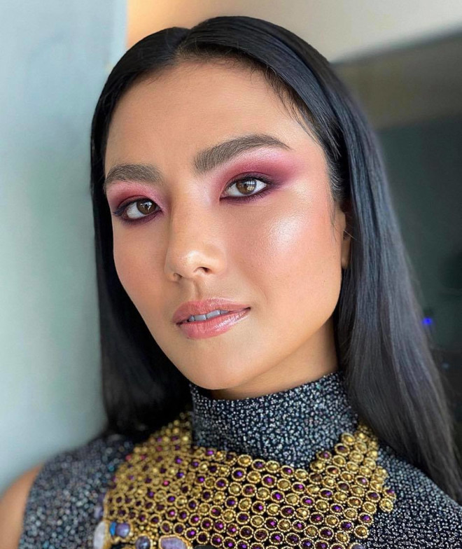 pretty celebrity makeup looks to kick off 2021 in style