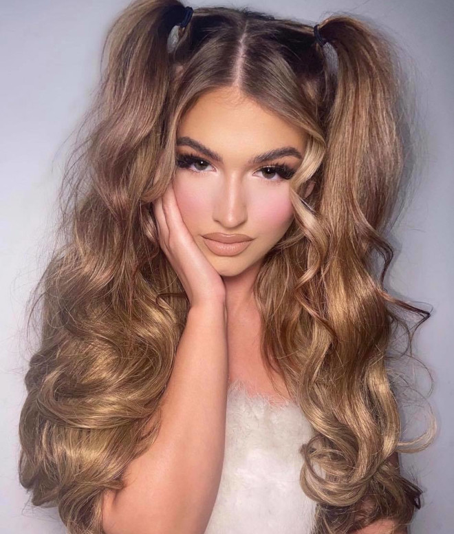 sexy new year's eve hairstyles
