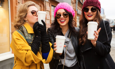 should-you-skip-the-afternoon-pick-me-up-girls-drinking-coffee-outside-winter