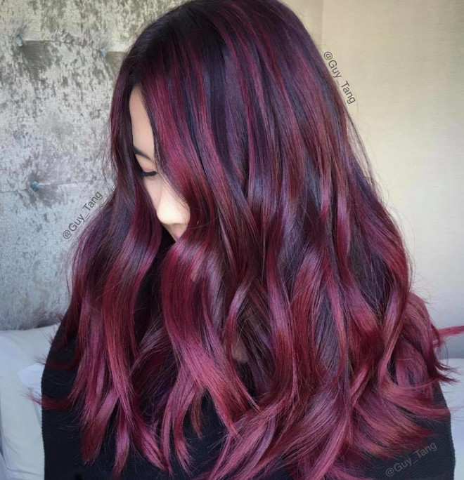 fiery hair colors for a bold start of 2021 6