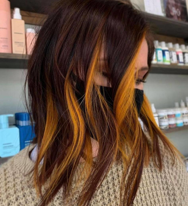 hidden hair colors to try for a chic low-maintenance look 8