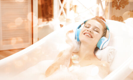 make-your-new-year-more-enjoyable-items-self-care-woman-in-bath-tub