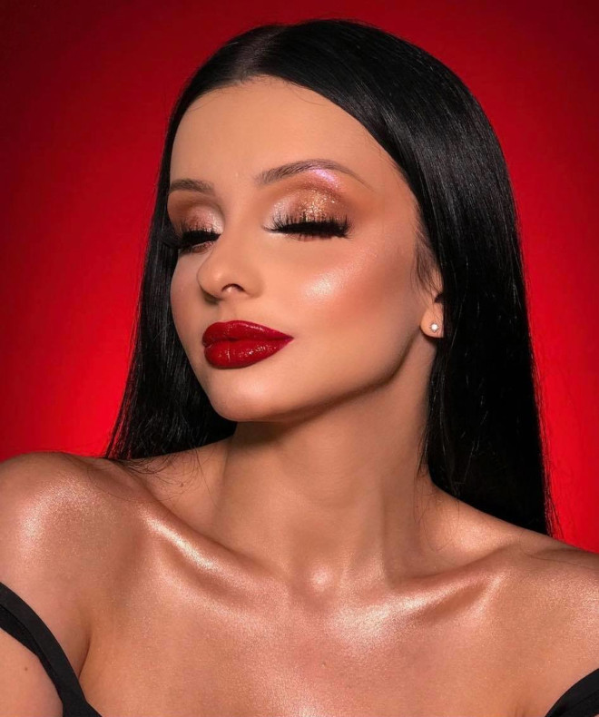 sexy valentine's day makeup ideas to seduce your date 2
