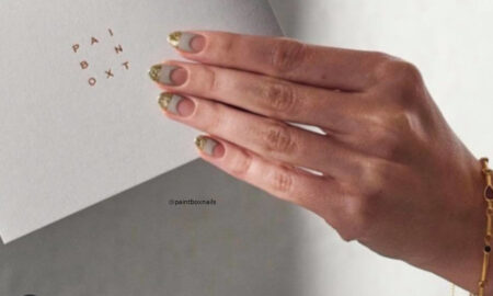 Short French Manicure Ideas To Dress Your Tips