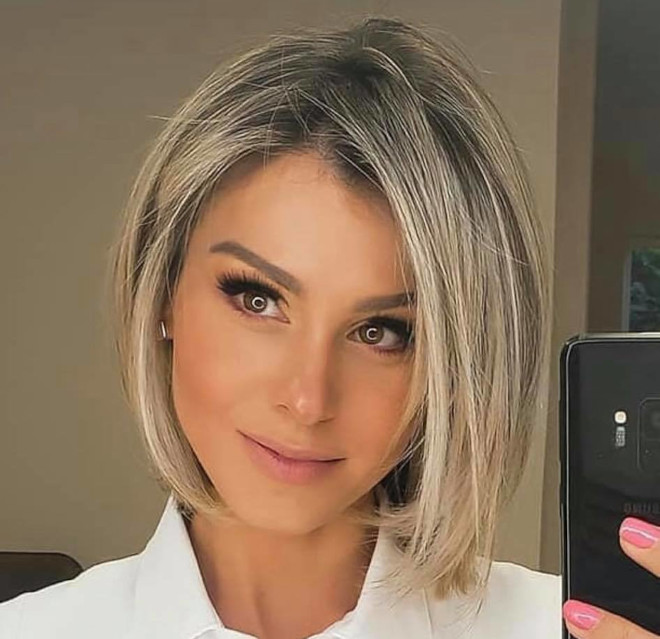 sophisticated short haircuts if you're ready for a big chop 6