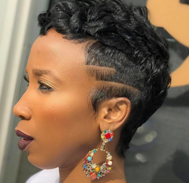 sophisticated short haircuts if you're ready for a big chop 8