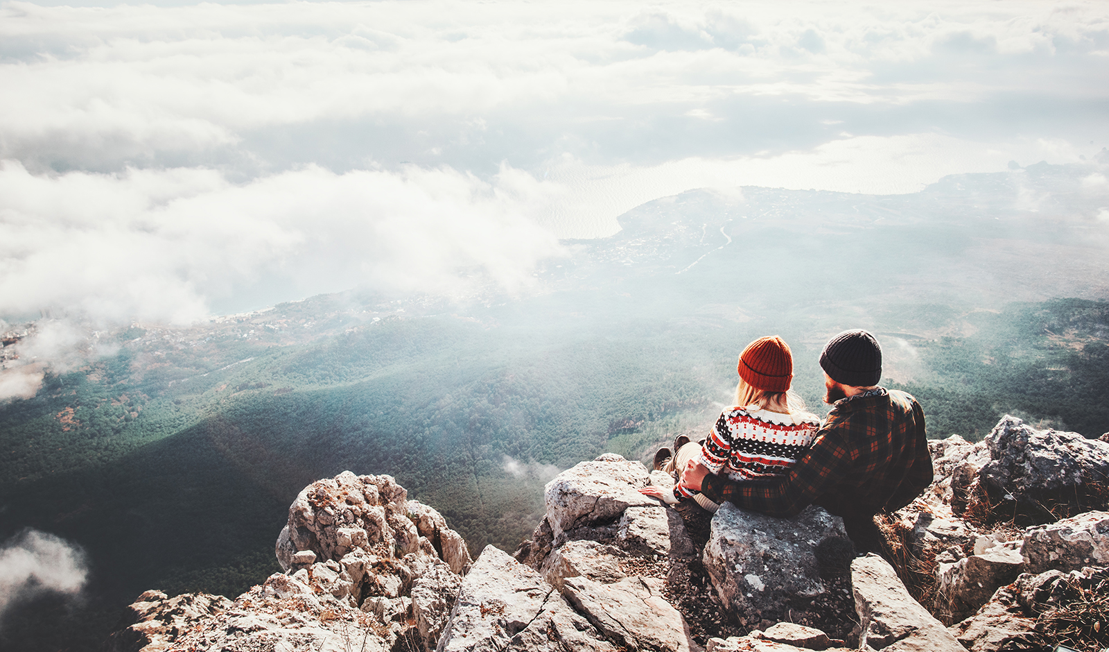 how-to-become-less-jealous-happy-could-on-mountain