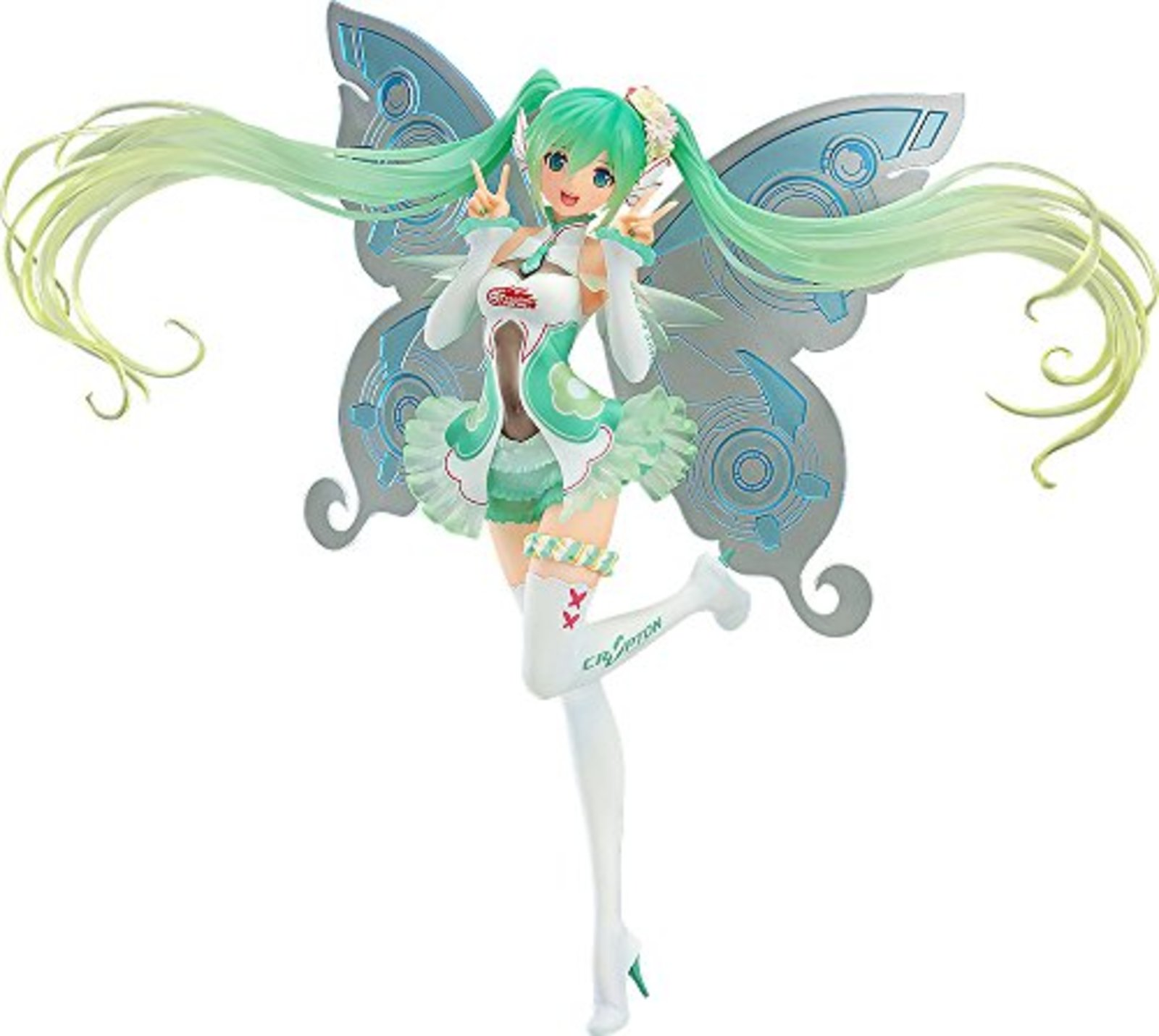 Hatsune Miku GT Project Racing  Miku 2017 Ver. 1 1 scale ABS&PVC painted F S nuovo  negozio online